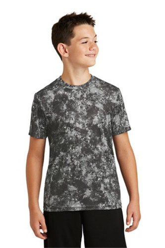 Sport-Tek YST330 - Youth Mineral Freeze Tee