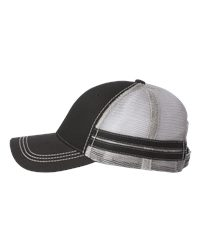 Sportsman 9600 - Striped Trucker Cap