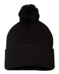 Sportsman SP15 - Pom Pom Knit Cap