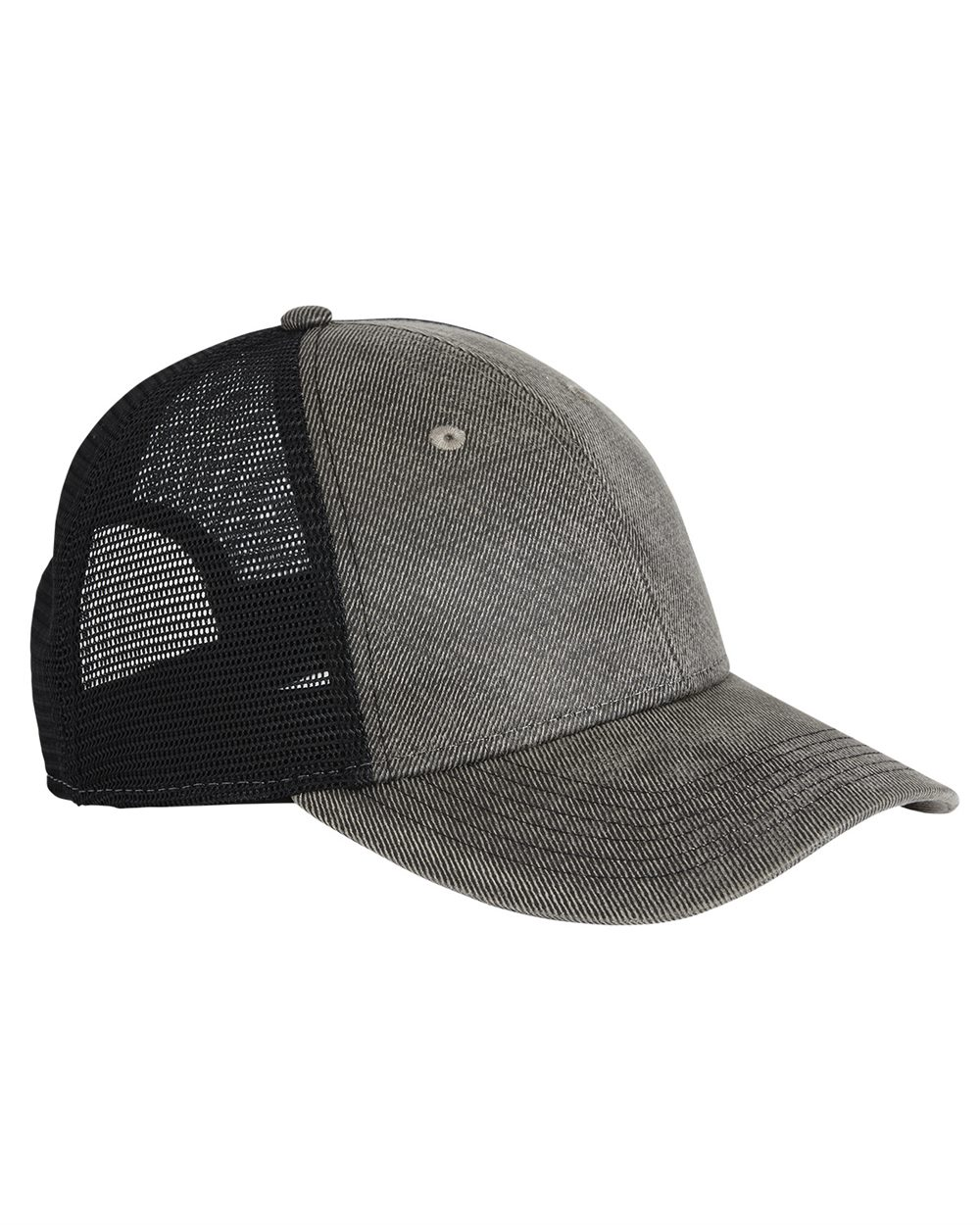 Sportsman SP3250 - Faux Waxy Trucker Cap