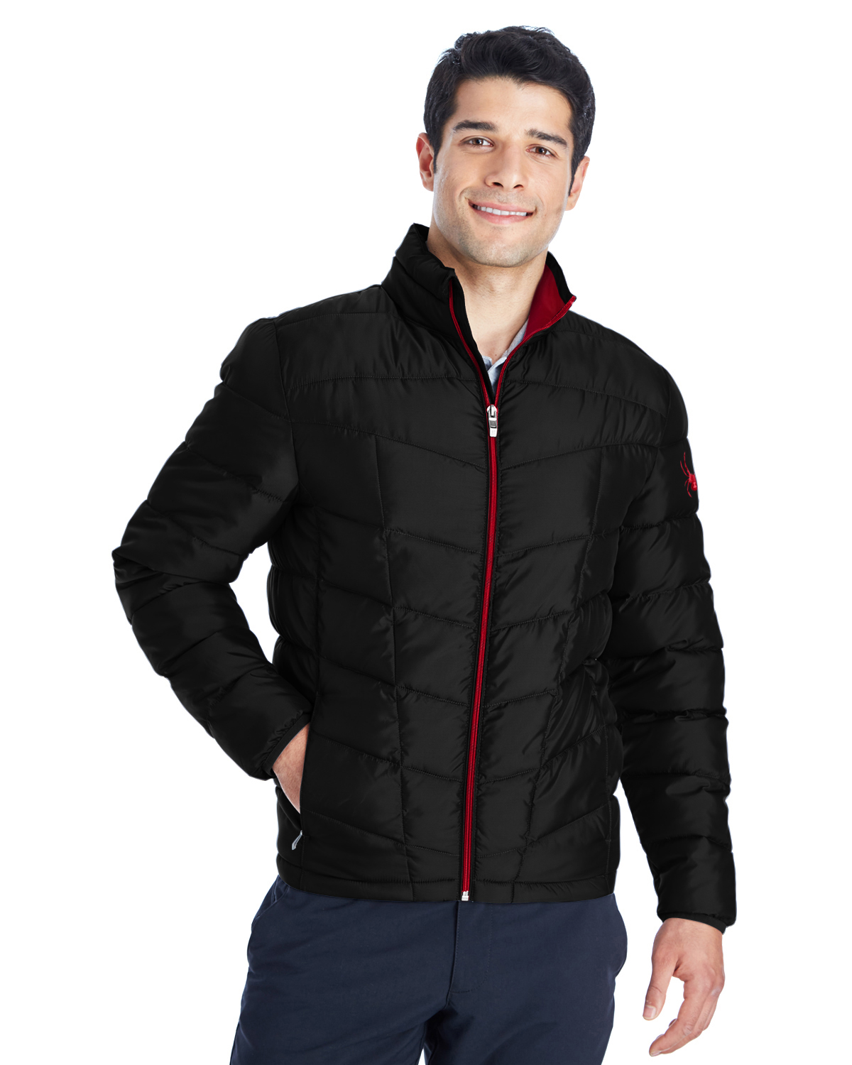 Spyder 187333 - Men's Pelmo Insulated Puffer Jacket