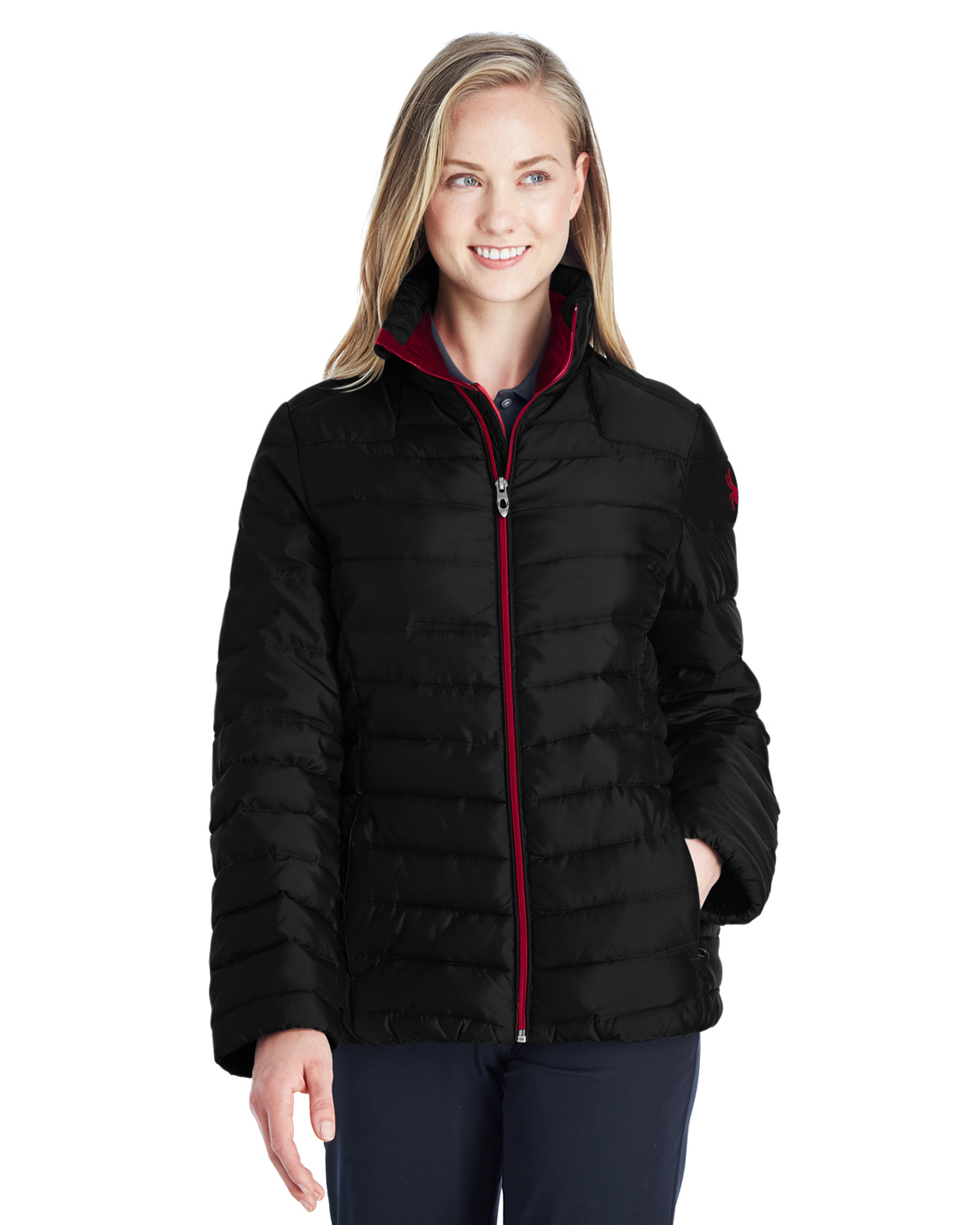 Spyder 187336 - Ladies' Supreme Insulated Puffer Jacket