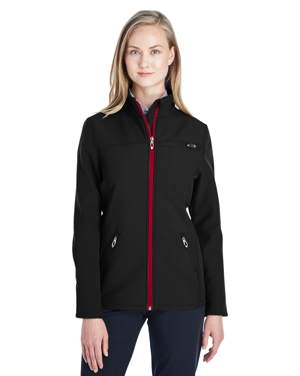 Spyder 187337 - Ladies' Transport Softshell Jacket