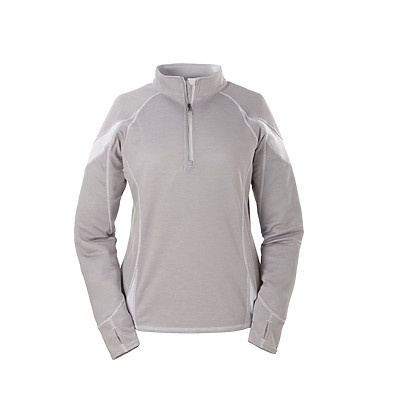 Storm Creek 2525 - Ladies' Bamboo One Fourth Zip Pullover