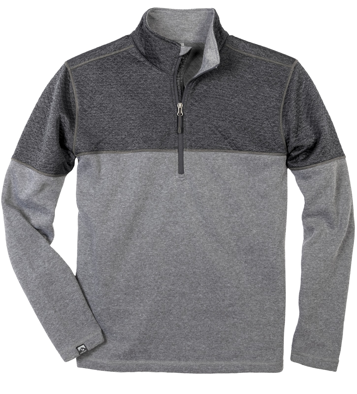 Storm Creek 2640 - Men's Diamond Fleece Pullover