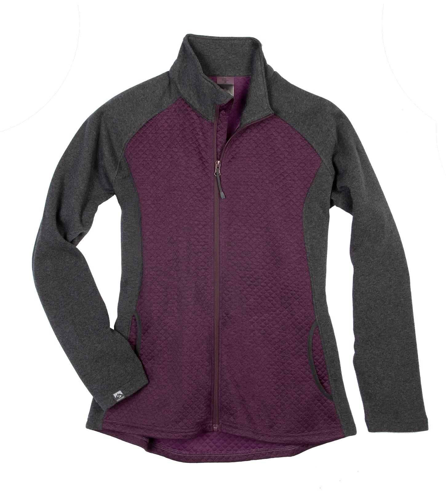 Storm Creek 2645 - Women's Diamond Fleece Jacket