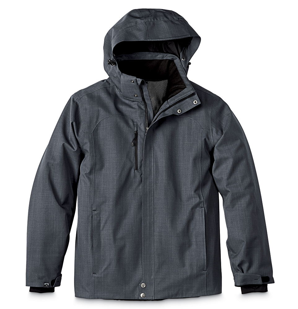 Storm Creek 6320 - Men's Luxe Thermolite Insulated Jacket ...