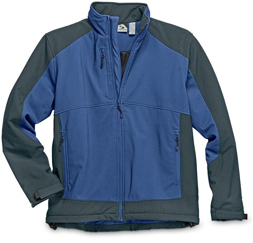 Storm Creek 5705 - Men's Insulated Softshell Jacket 'Tucker'