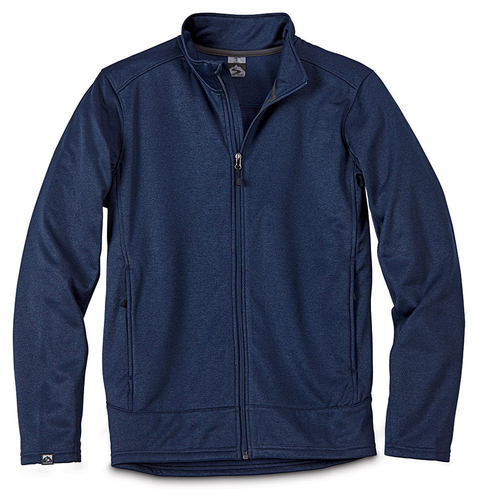 Storm Creek 3510 - Men's Heather Performance Fleece ...