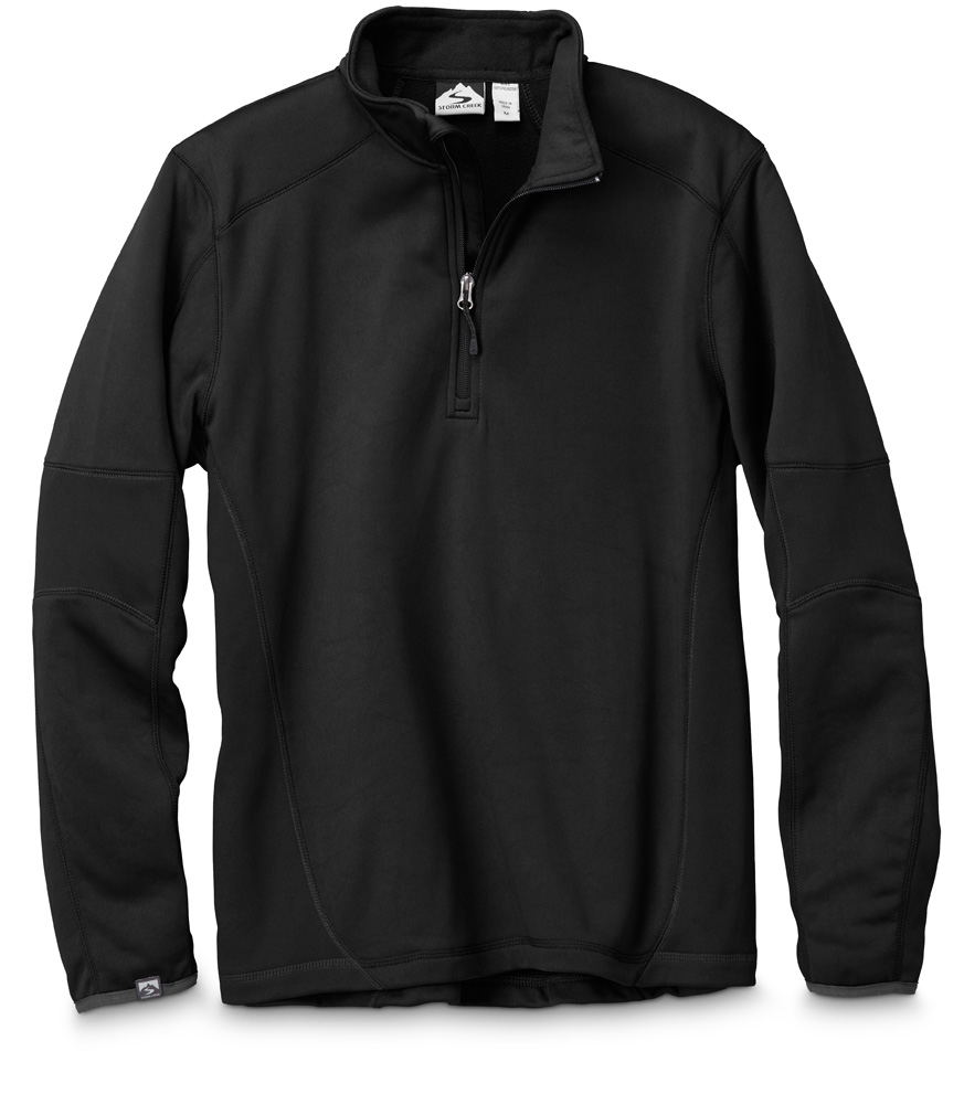 Storm Creek 2410 - Men's Smart Layer Performance Pullover ...