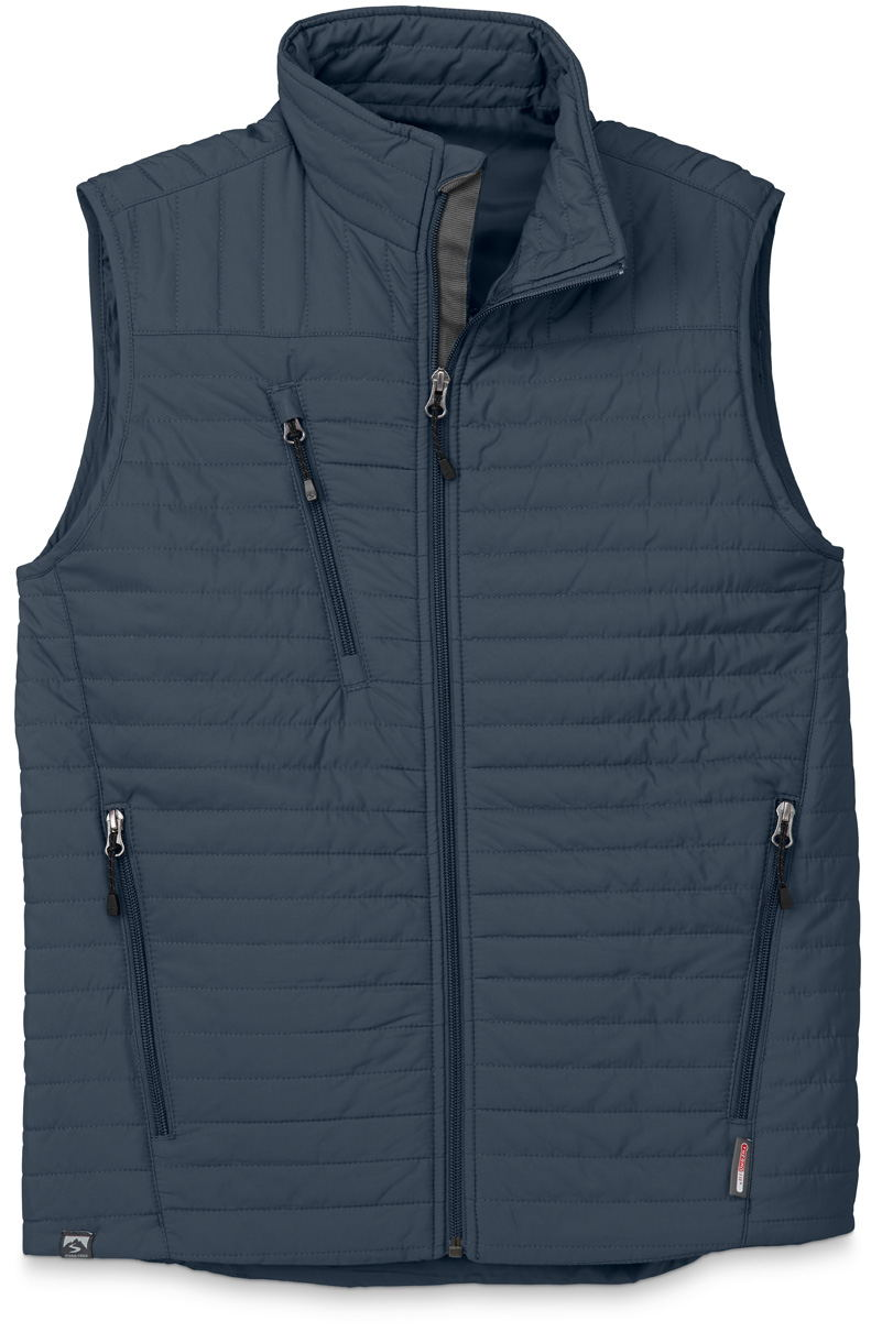 Storm Creek 3120 Men S Quilted Thermolite Vest Kasper