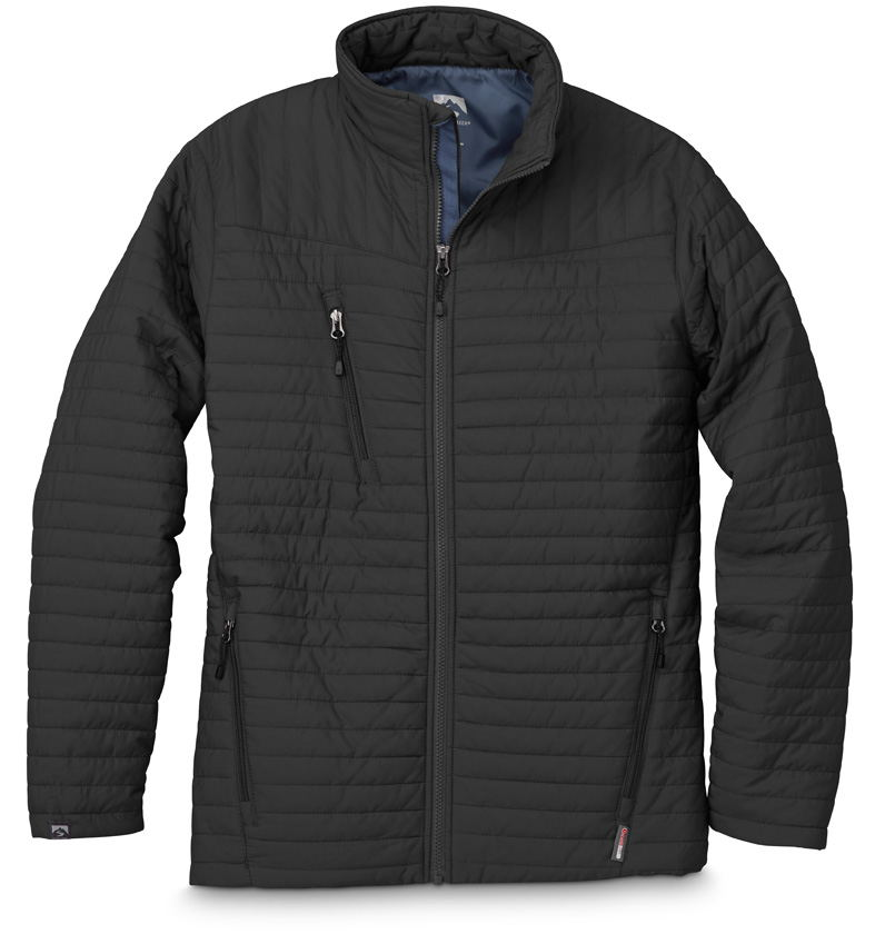 Storm Creek 3160 - Men's Quilted Thermolite Jacket '...