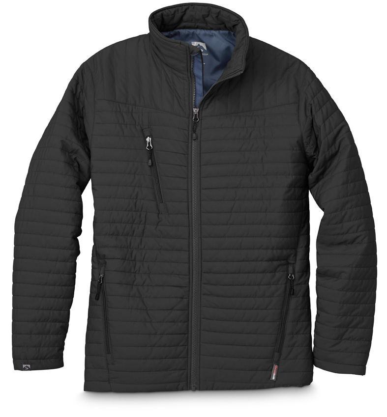 Storm Creek 3160 - Men's Quilted Thermolite Jacket 'Kerrin'