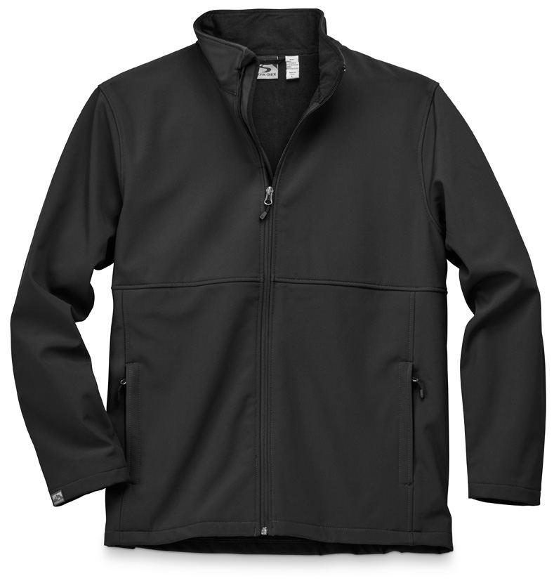 Storm Creek 4000 - Men's Mircofleece Lined Softshell Jacket 'Fredric'