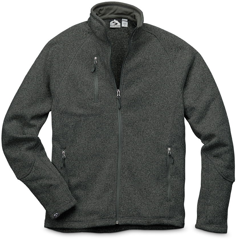 Storm Creek 4620 - Men's Sweaterfleece Jacket 'Callum'...