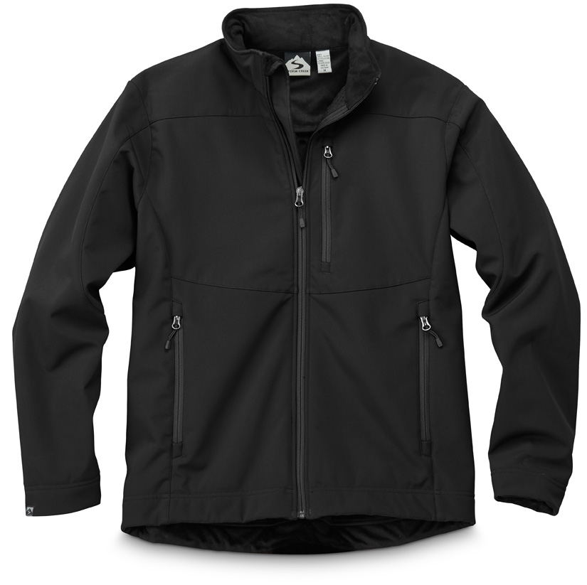 Storm Creek 4200 - Men's Velvet Lined Softshell Jacket 'Sean'