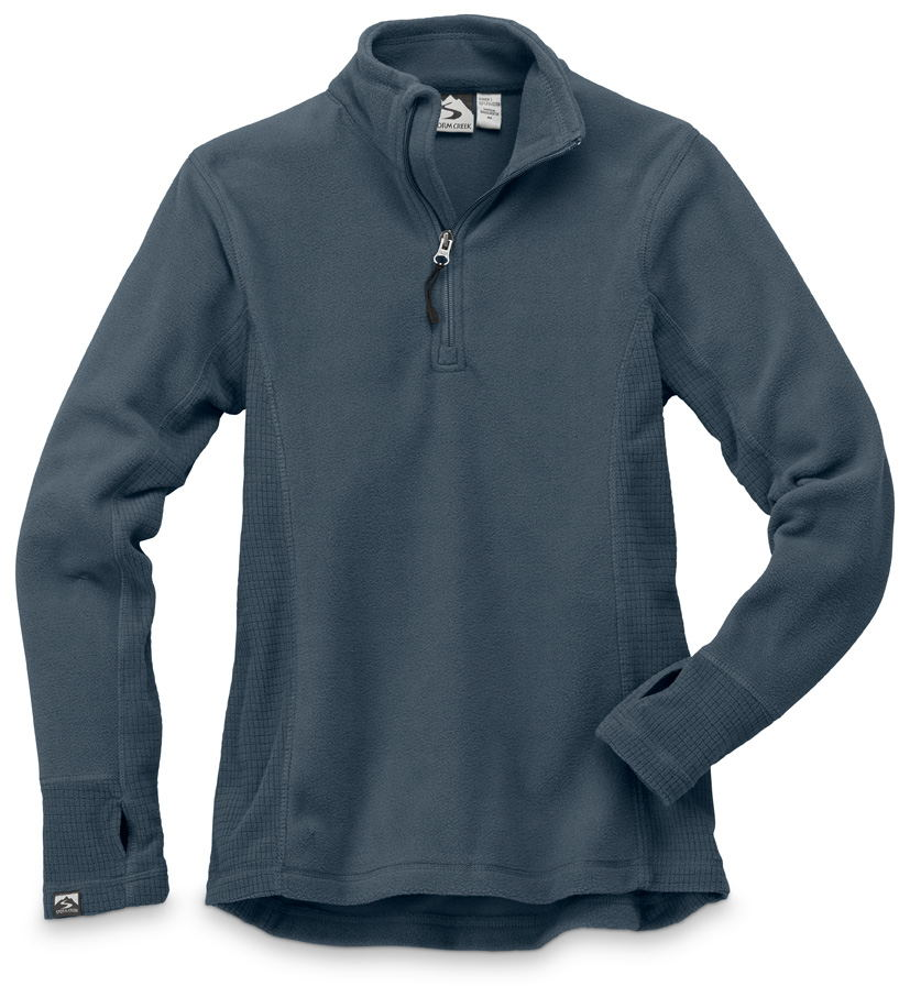 Storm Creek 4608 - Women's Drop Needle Microfleece Pullover ...