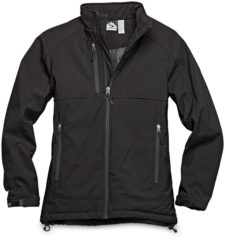 Storm Creek 5705W - Women's Insulated Softshell Jacket 'Tanya'