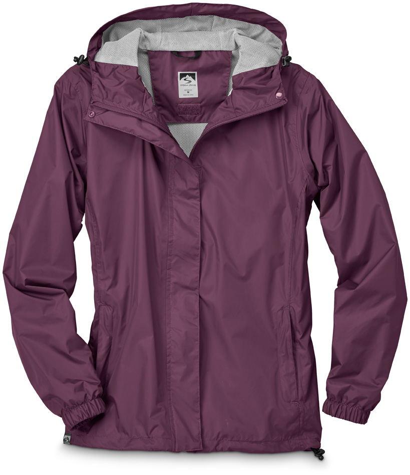 Storm Creek 6565 - Women's StormCell Packable Jacket 'Rachel'