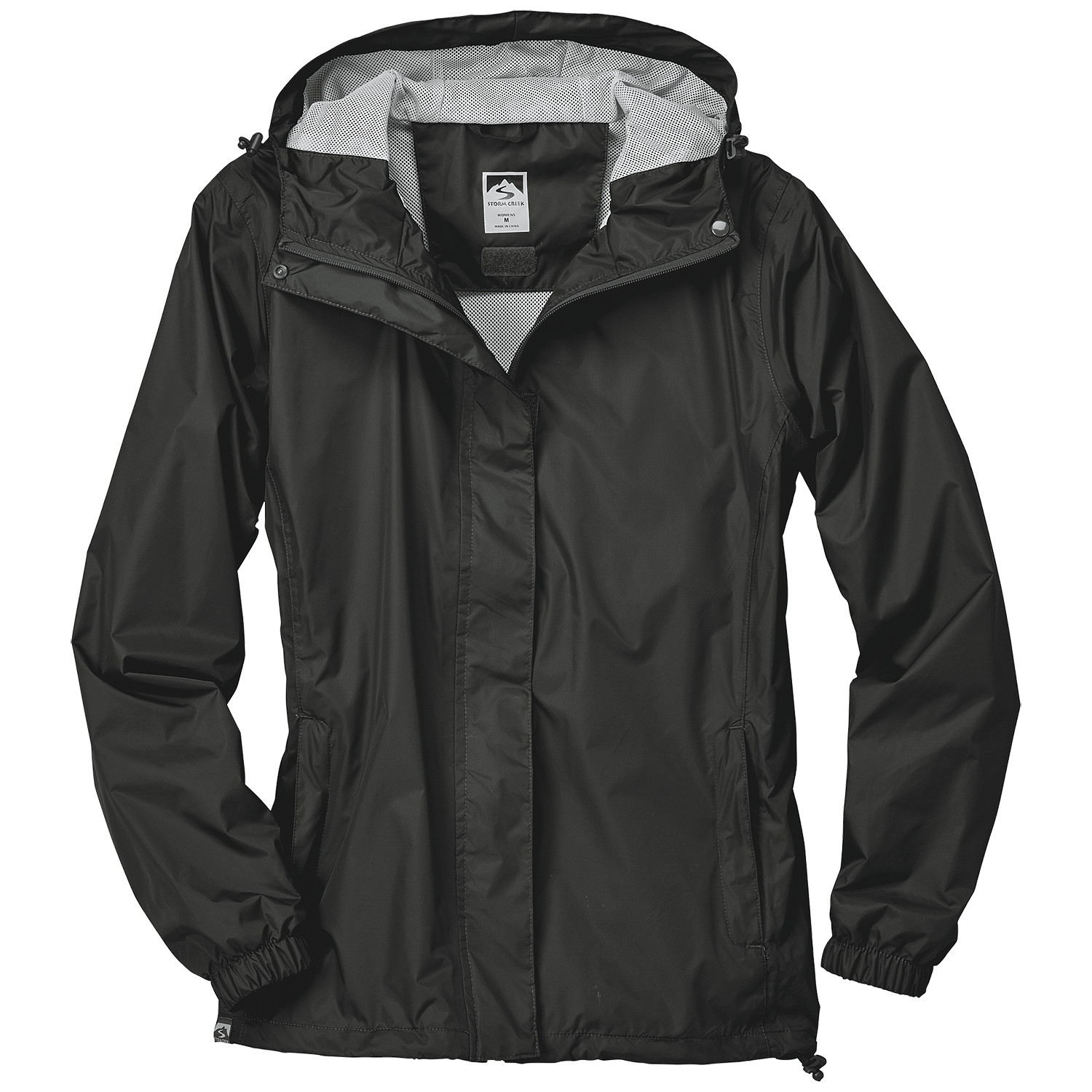 Storm Creek 6565 - Women's 'Rachel' Packable Rain Jacket