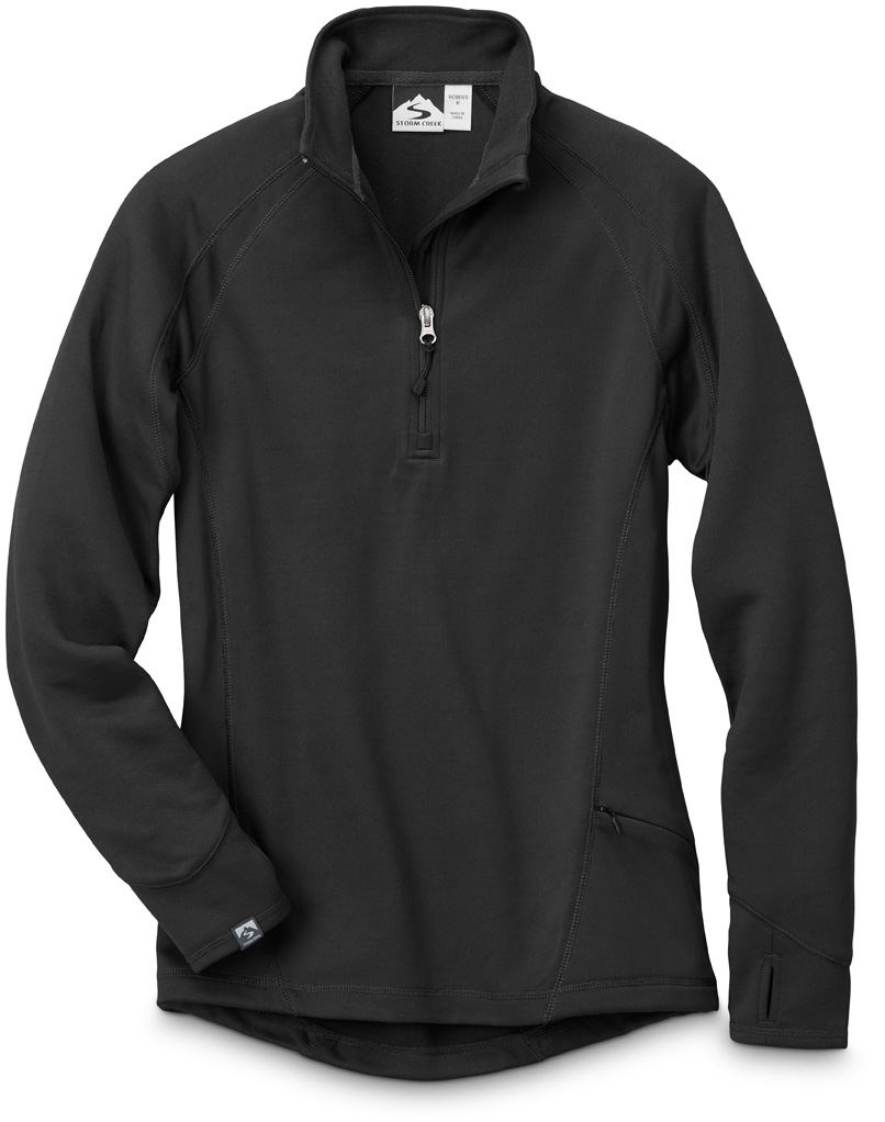 Storm Creek 2415 - Women's Smart Layer Performance Pullover ...