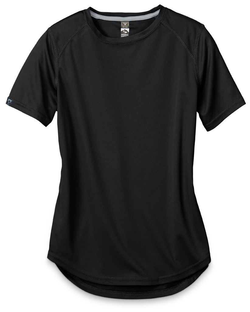 Storm Creek 1505 - Women's Short Sleeve Performance Tee 'Amy'