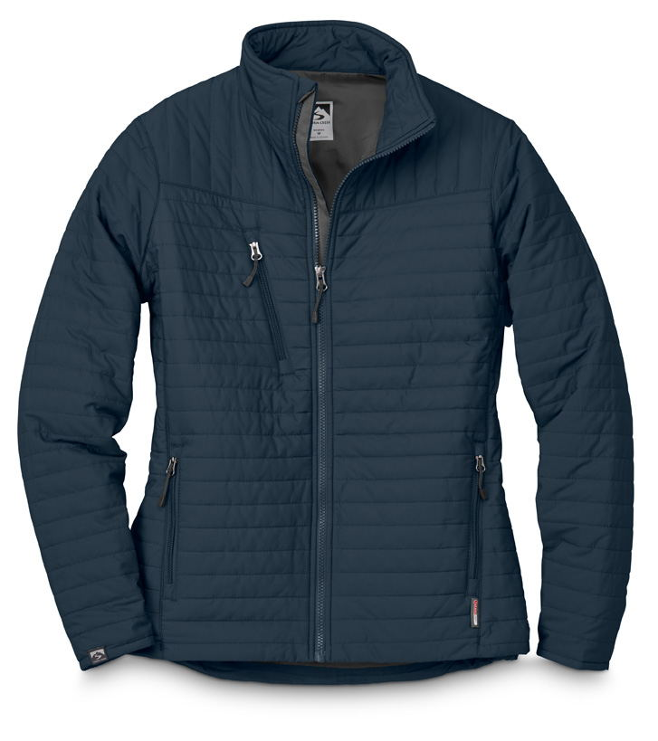 Storm Creek 3165 - Women's Quilted Thermolite Jacket 'Karrine'