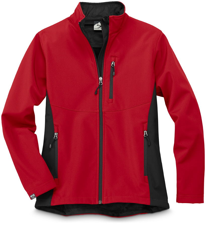 Storm Creek 4260 - Women's Velvet Lined Softshell Jacket ...