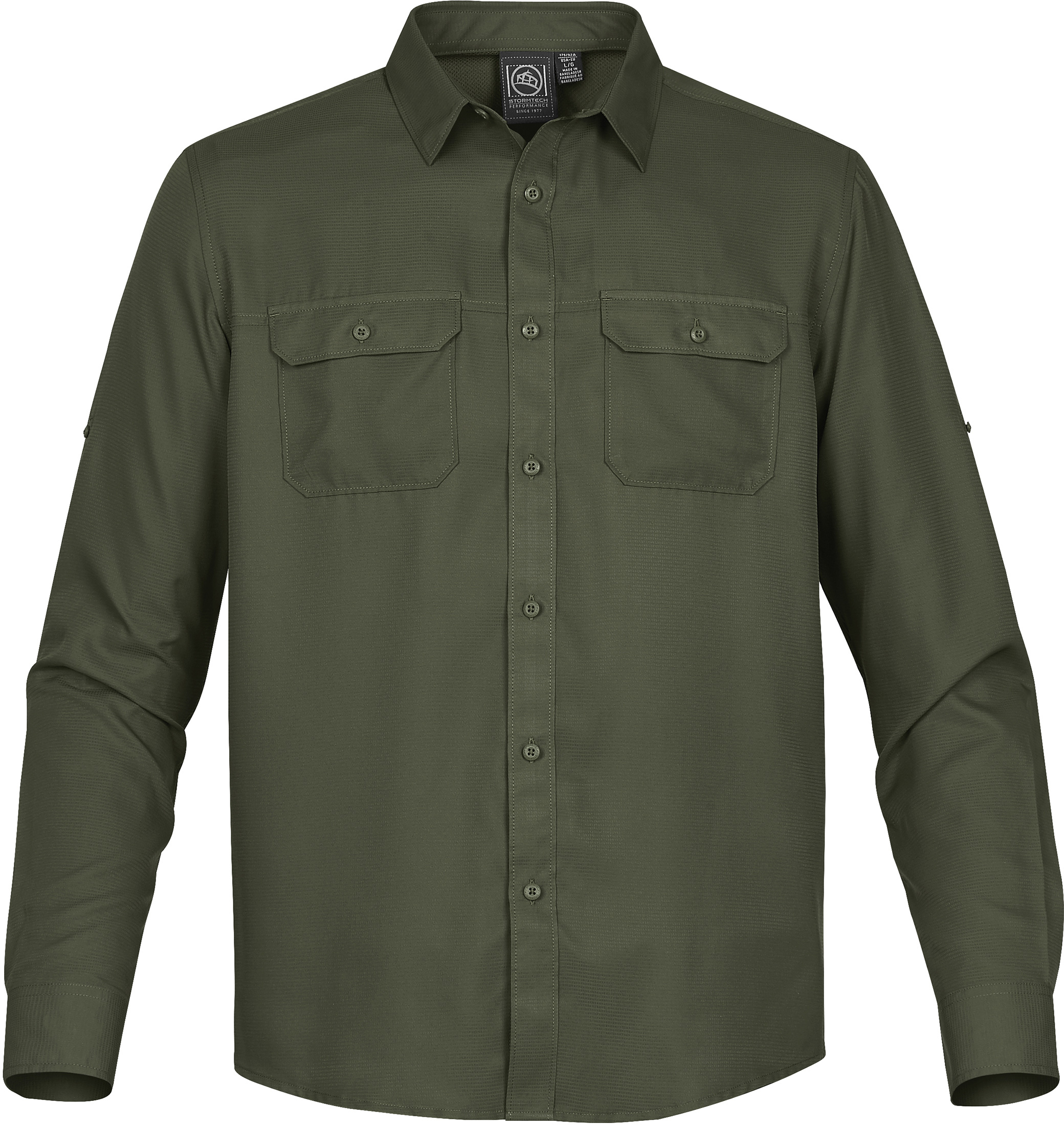 Stormtech SFS-1 - Men's Safari Shirt