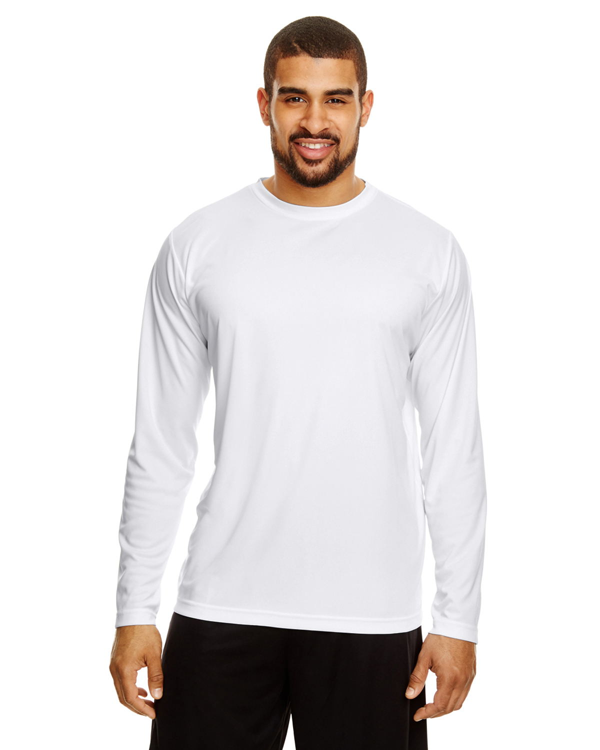 Team 365 TT11L - Men's Zone Performance Long-Sleeve ...