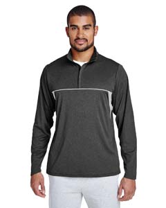 Team 365 TT26 - Men's Excel Melange Interlock Performance ...