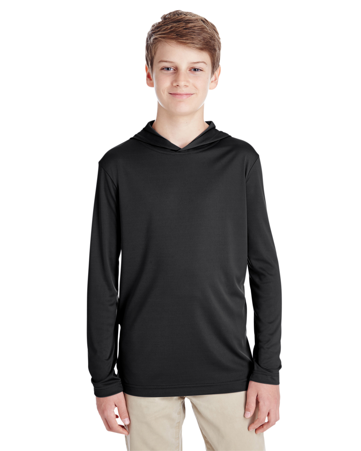 Team 365 TT41Y - Youth Zone Performance Hoodie