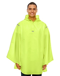 Team 365 TT71 - Adult Stadium Packable Poncho