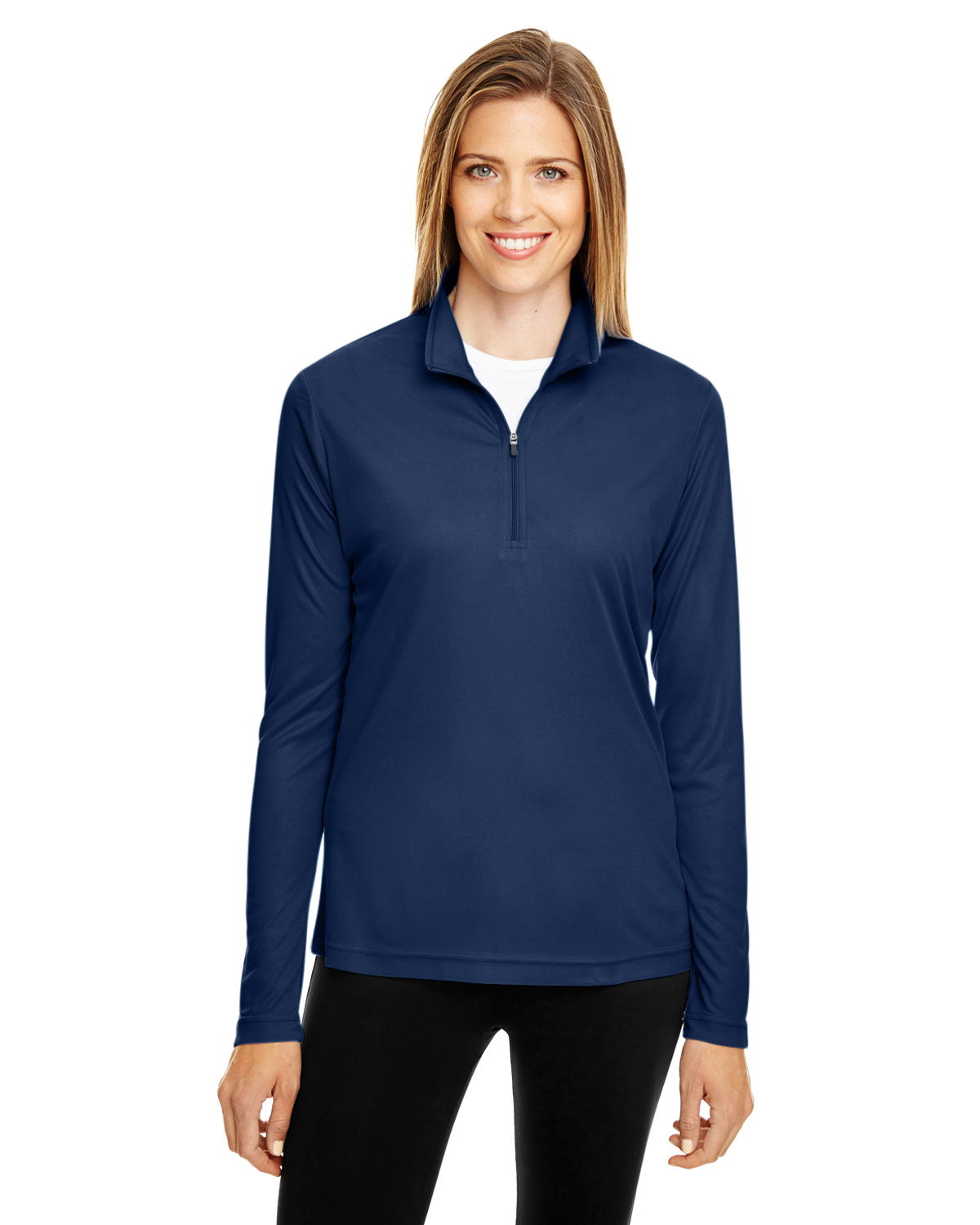 Team 365 TT31W - Women's Zone Performance Quarter-Zip