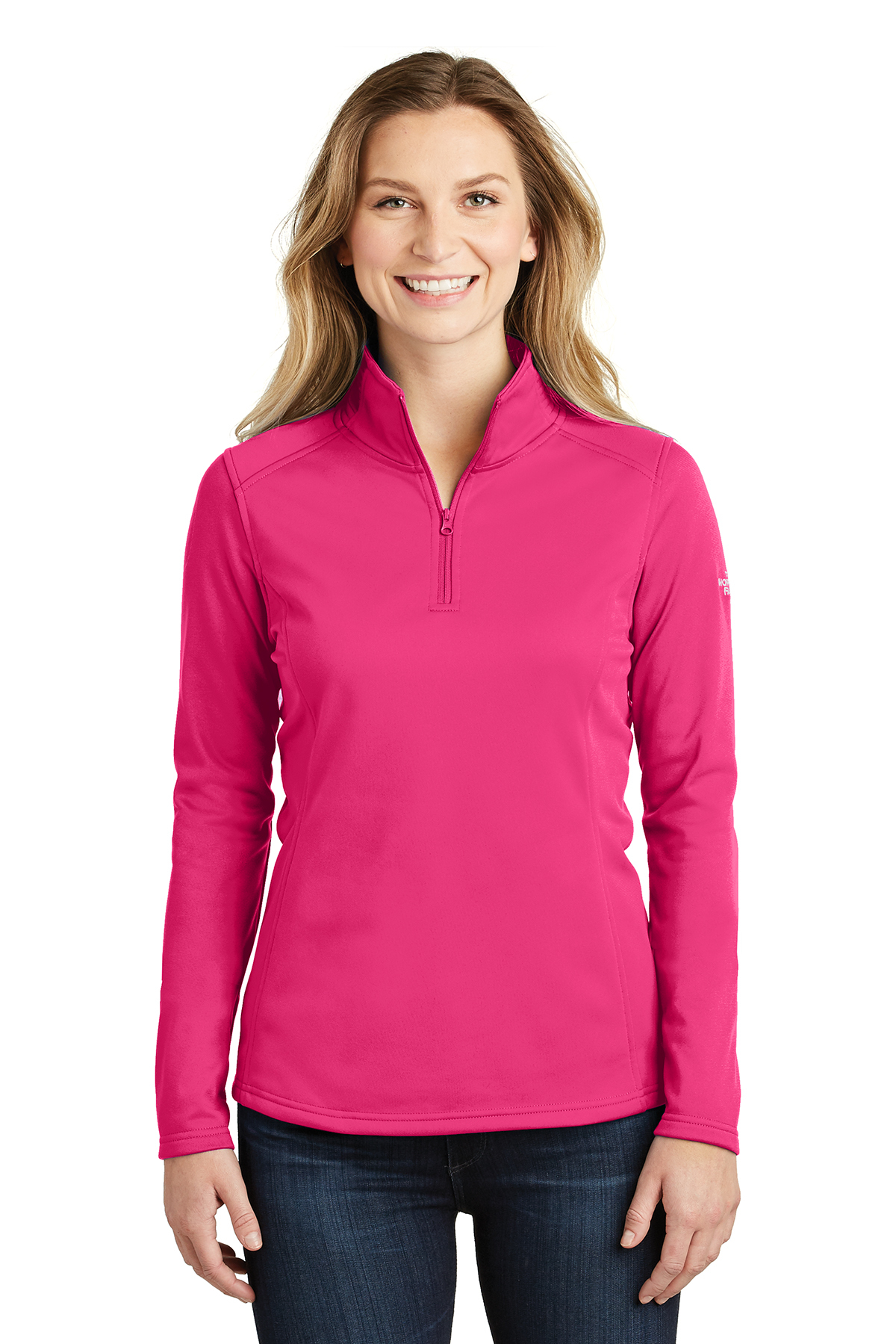 The North Face® NF0A3LHC - Ladies Tech 1/4-Zip Fleece
