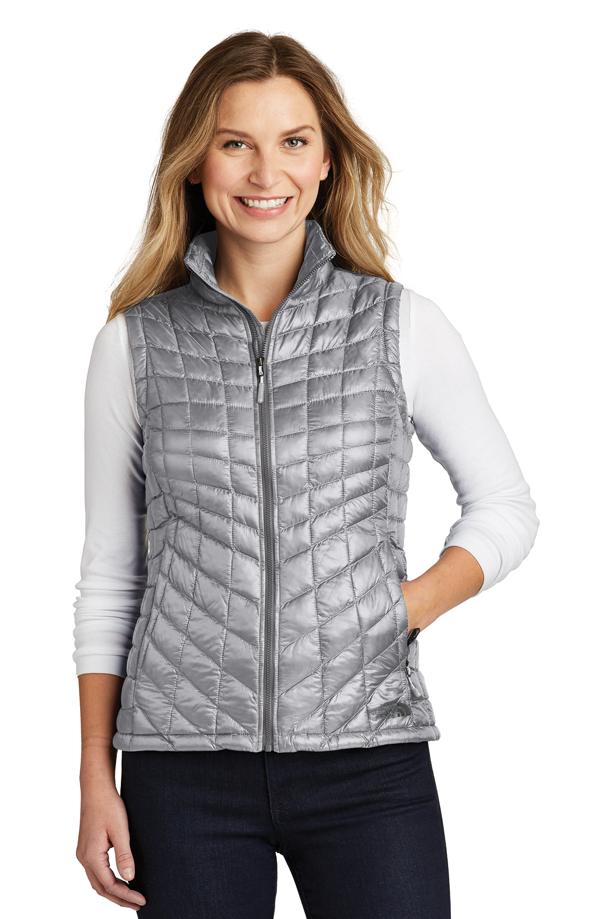 The North Face® NF0A3LHL - Ladies ThermoBall™ Trekker Vest