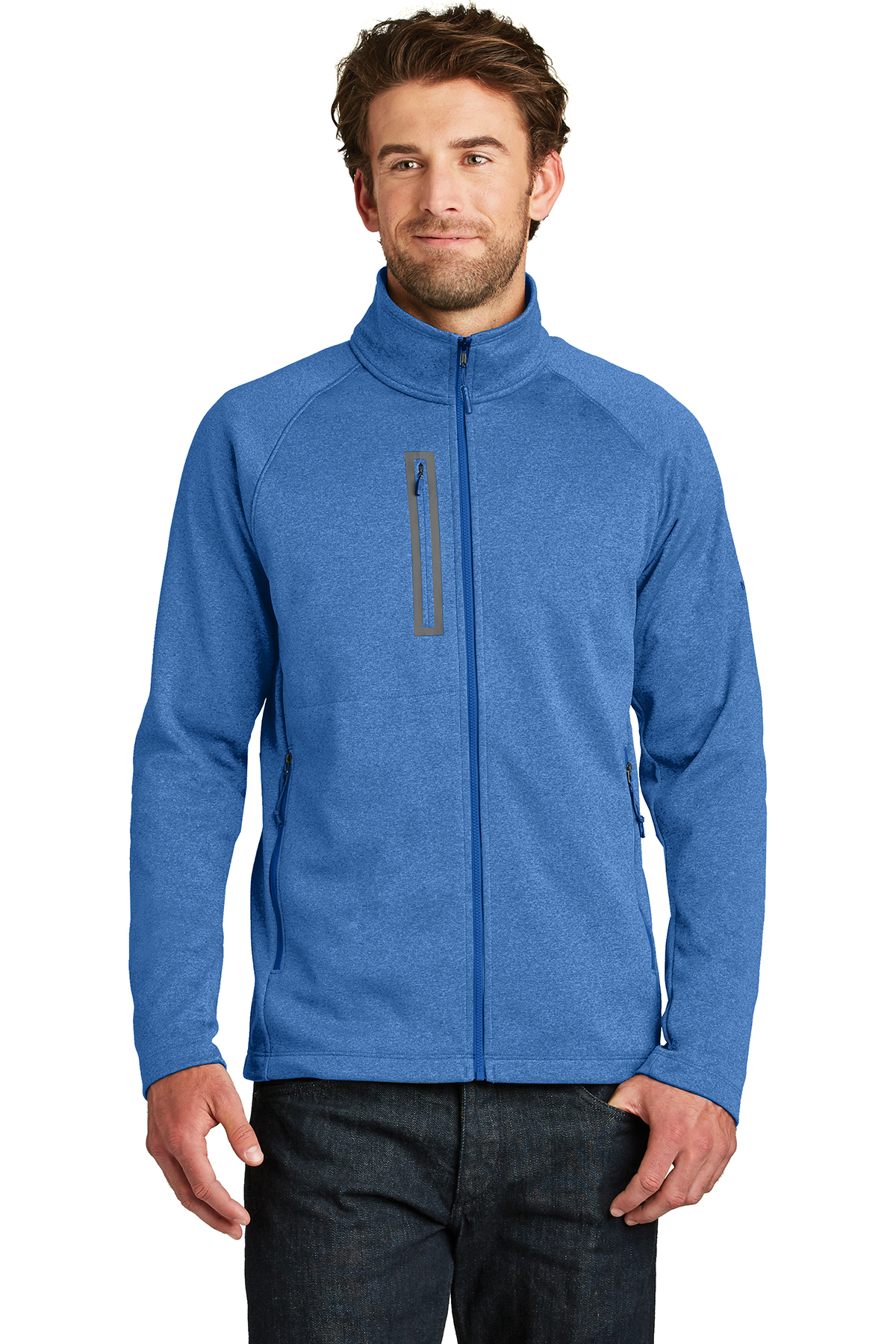 The North Face® NF0A3LH9 - Men's Canyon Flats Fleece Jacket