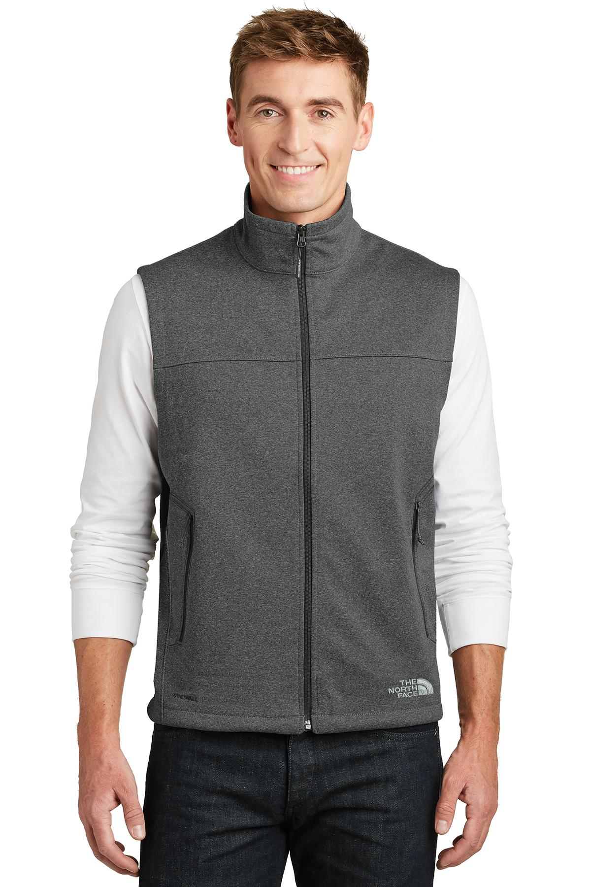 The North Face® NF0A3LGZ - Men's Ridgeline Soft Shell Vest