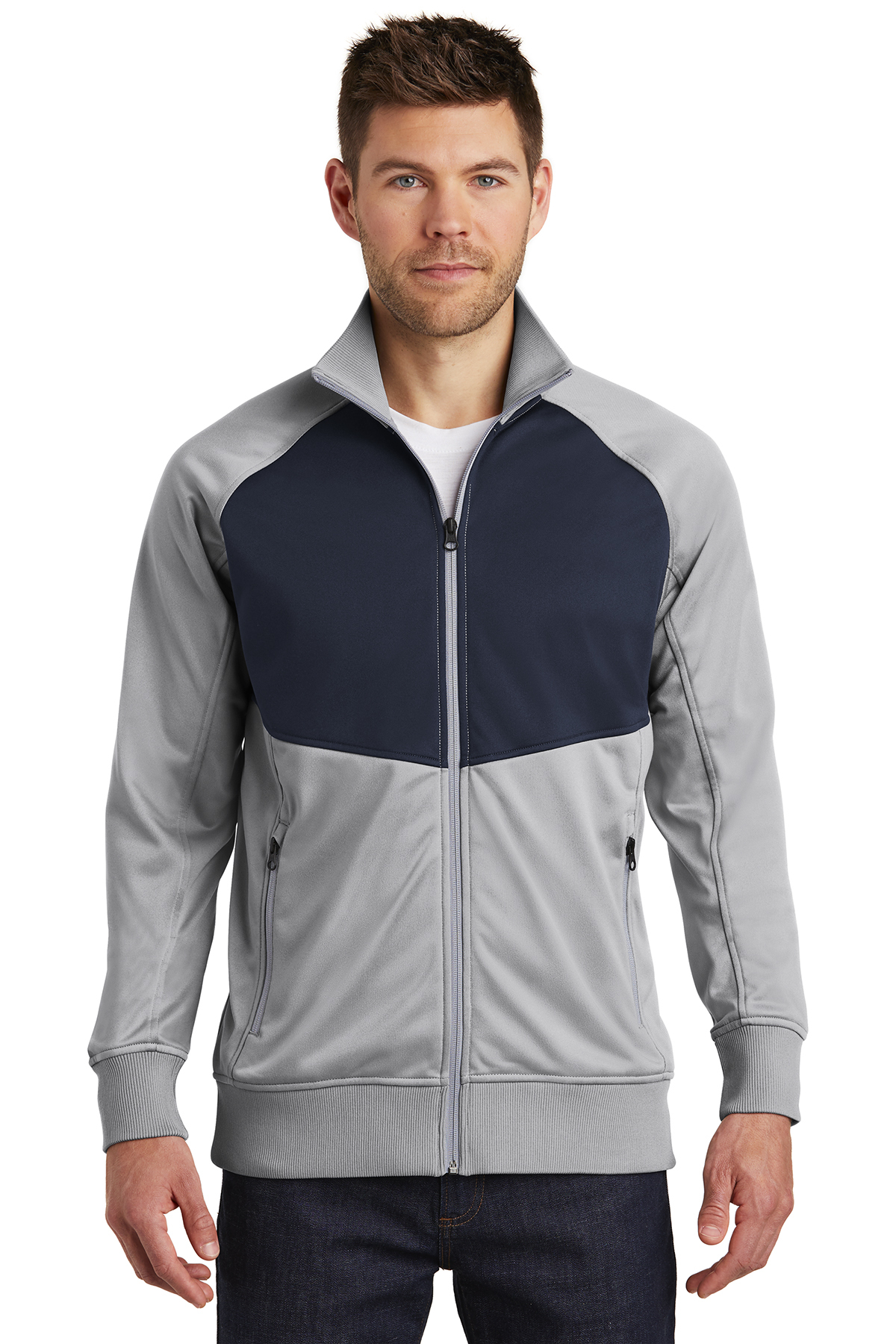 The North Face NF0A3SEW - Men's Tech Full-Zip Fleece Jacket