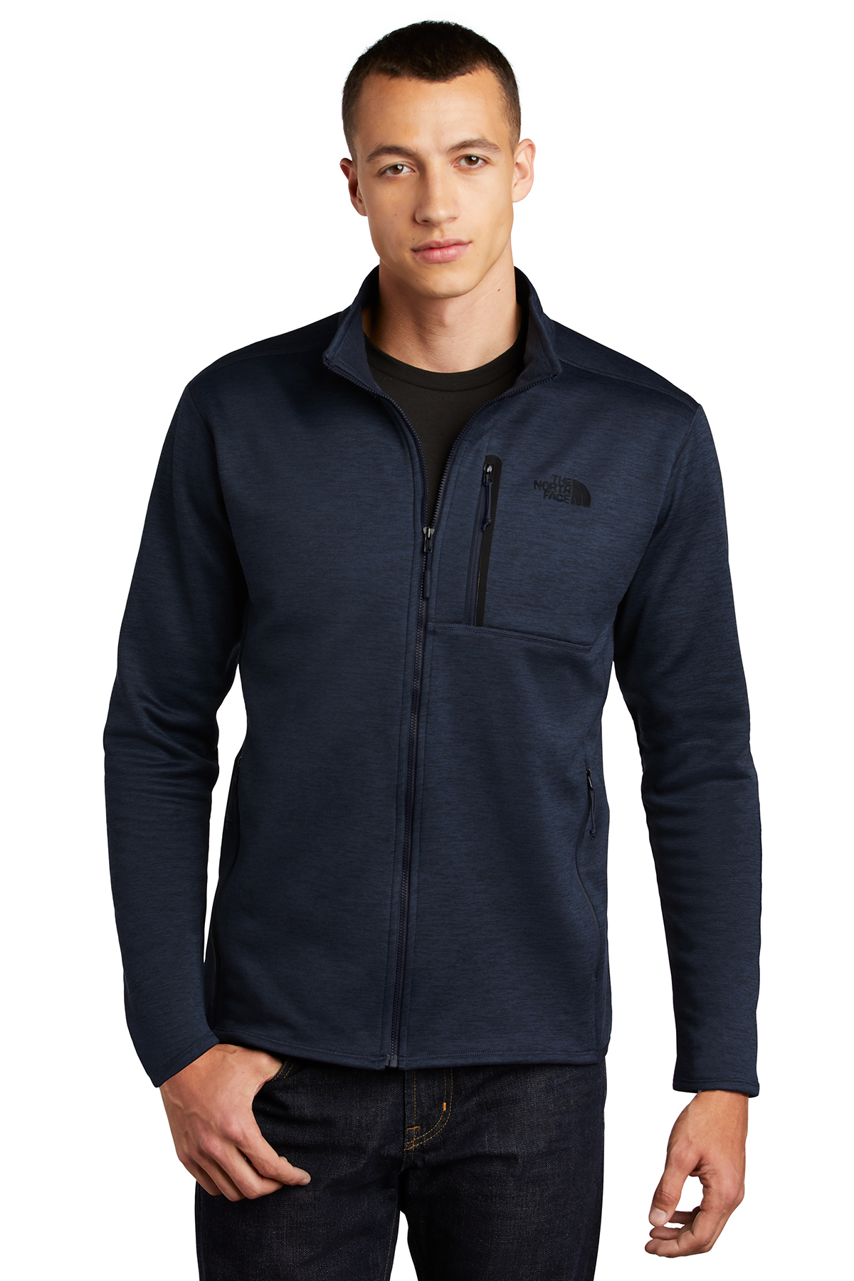 The North Face NF0A47F5 - Skyline Full-Zip Fleece Jacket