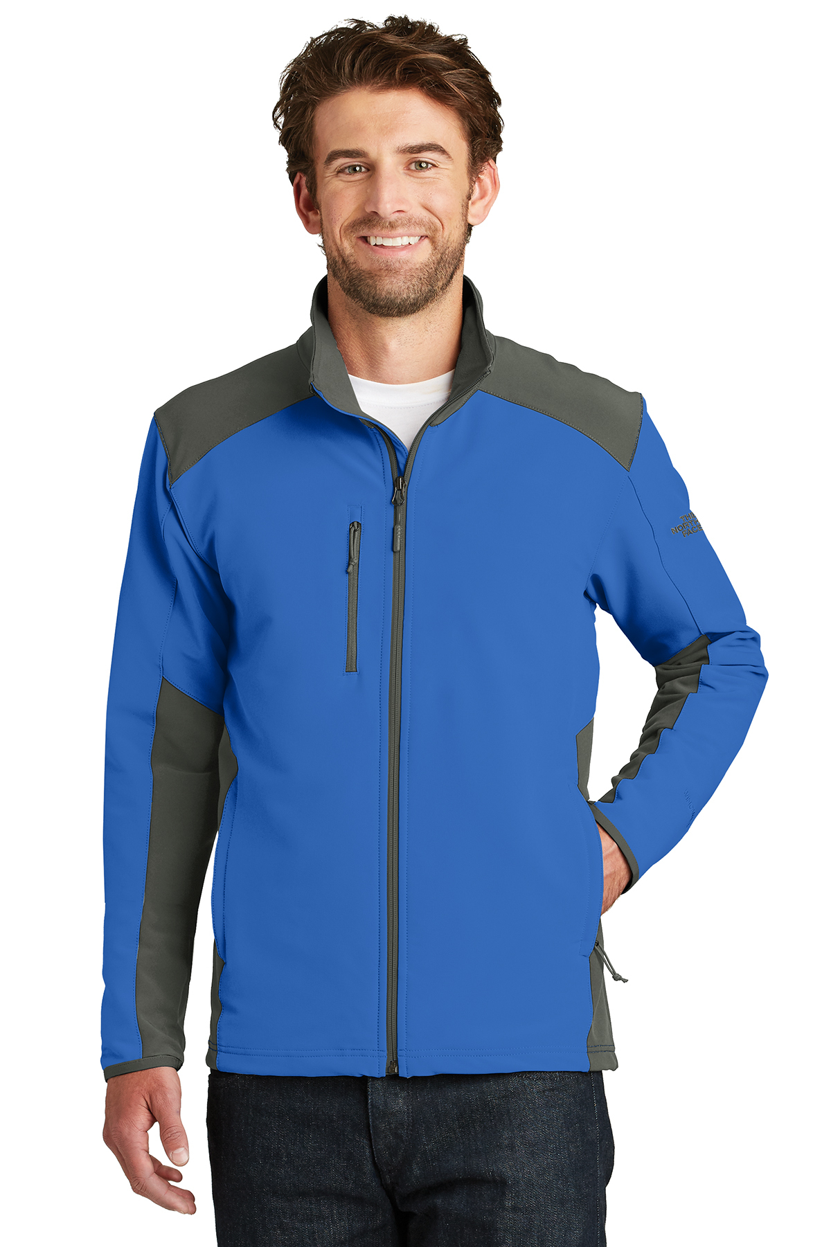 The North Face® NF0A3LGV - Men's Tech Stretch Soft Shell Jacket