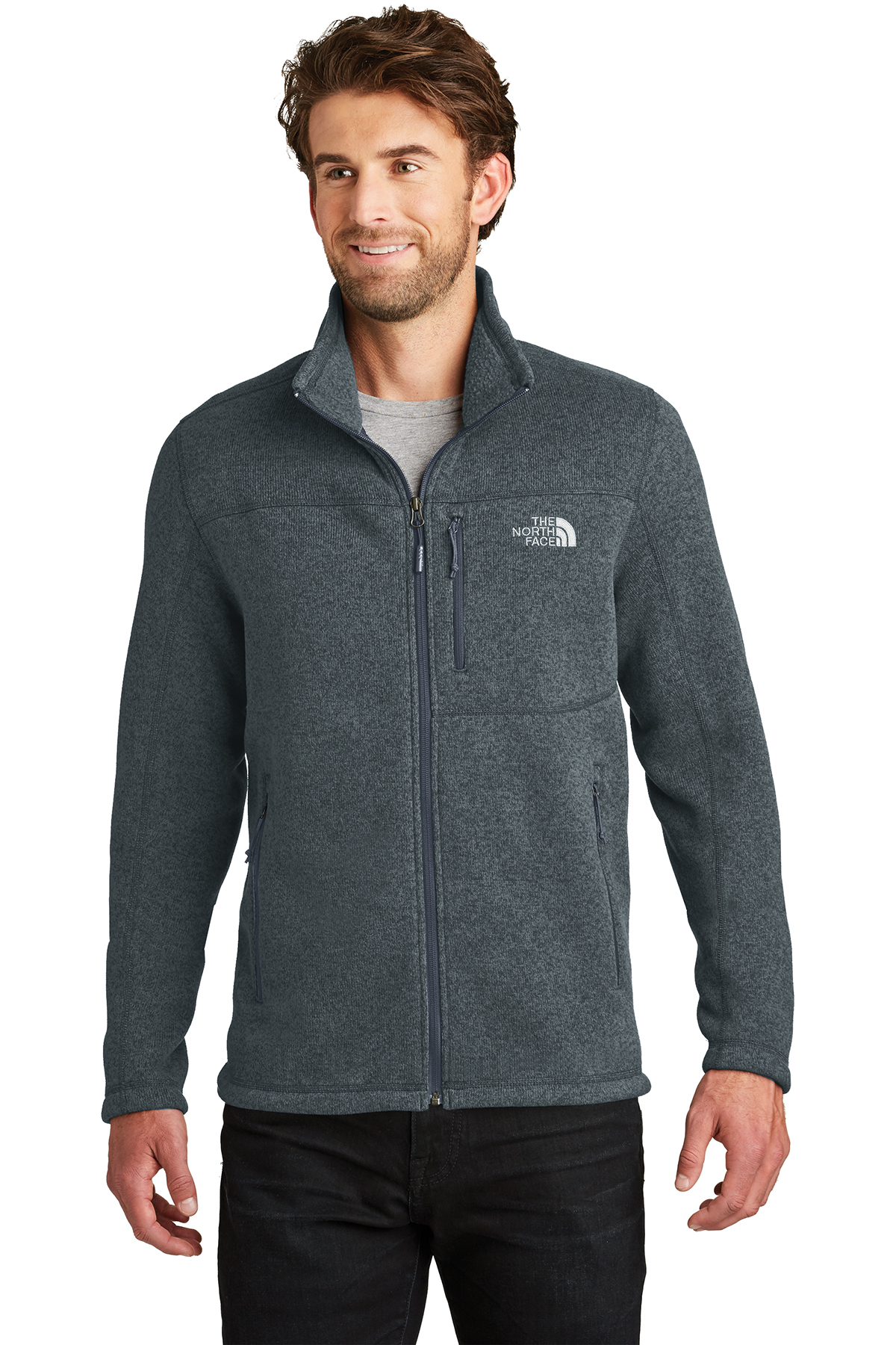 The North Face® NF0A3LH7 - Men's Sweater Fleece Jacket