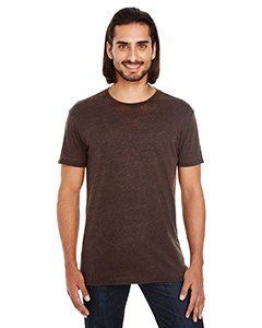 Threadfast Apparel 115A - Unisex Cross Dye Short-Sleeve ...