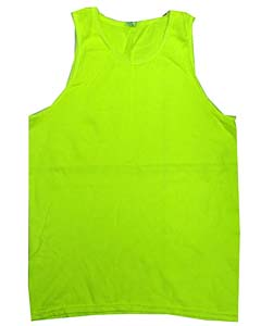 Tie-Dye 3222 - Neon Tank Top