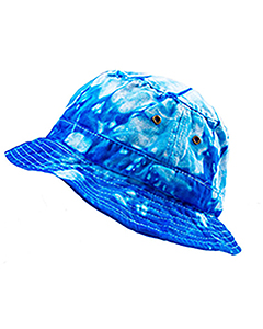 Tie-Dye 9177Y - CD YOUTH TIE DYE BUCKET HAT