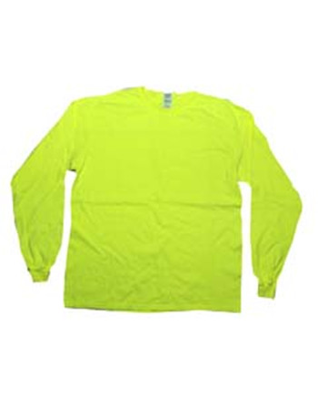 Tie-Dye Drop Ship CD2222 - Long Sleeve Neon T-Shirt
