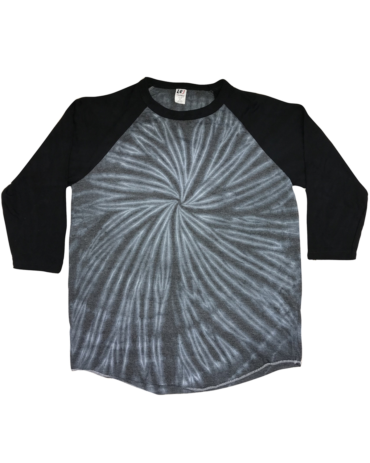 Tie-Dye CD2700 - Drop Ship Raglan Long Sleeve T-Shirt