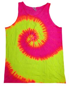 Tie-Dye Drop Ship CD3500 - Adult Tank Top