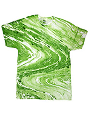 Tie-Dyed CD1111Y - Youth Marble Tie-Dyed T-Shirt