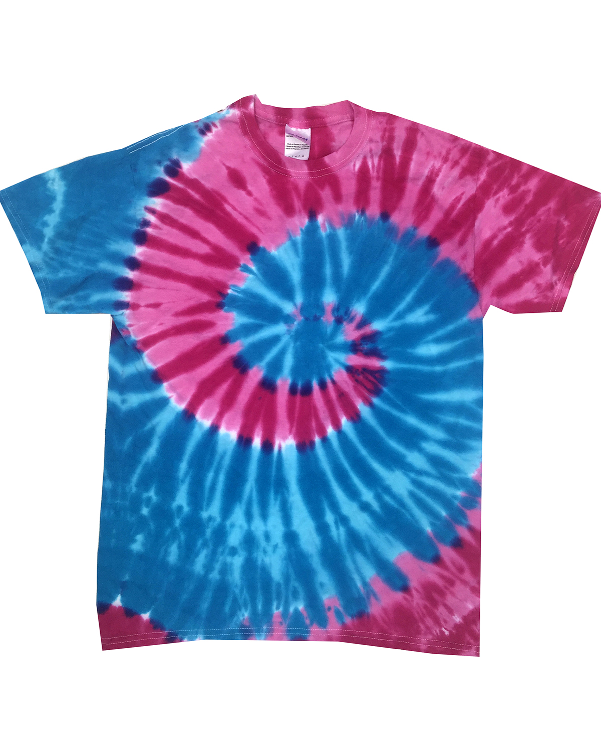 Tie-Dyed CD1180B - Youth Island Collection Tie-Dyed Tee